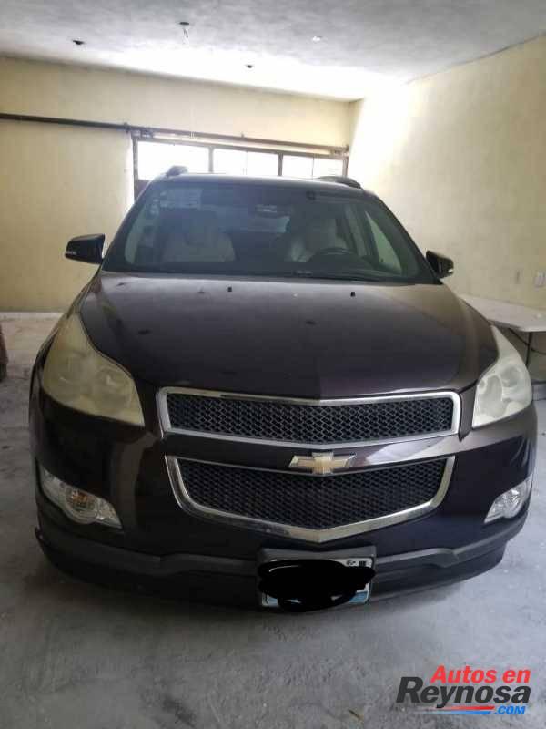 Chevrolet Treverse 2009 regularizada