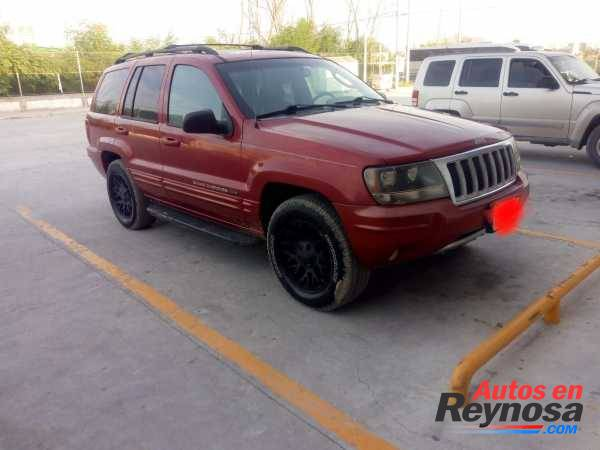 GRAND CHEROKEE LIMITED 2004 $40,000MIL A TRATAR