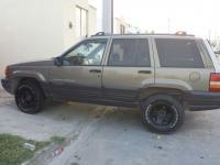 1996 Jeep Land Cruiser