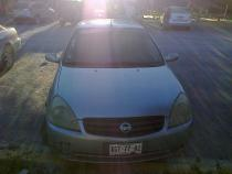 2003 Nissan Platina