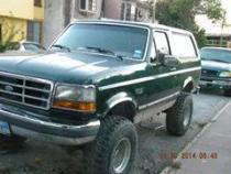 1992 Ford Bronco II