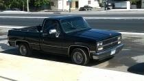 1990 Chevrolet Cheyenne