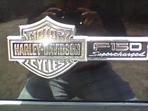 2002 Ford Lobo Harley Davidson