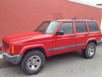 2000 Jeep Land Cruiser