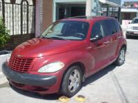 2002 Chrysler Land Cruiser