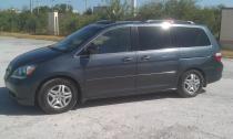 Honda Odyssey 06 Equipada