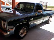 1986 Chevrolet Cheyenne