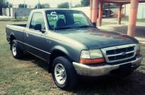 Ford Ranger 1999, 4 cil