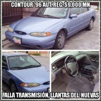 Ford Contour 1996