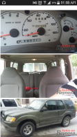 Ford Explorer Sport Trac 2002
