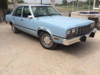 Ford FAIRMONT 1982 TITULO AZUL, AUT...