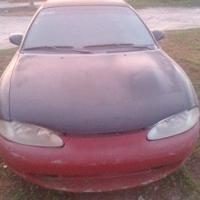 Mitsubishi Eclipse 1996 trans. Auto...