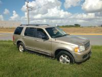 Ford Explorer 2002 trans. Automatic...