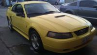 Mustang 01 fronterizo. No cambios.