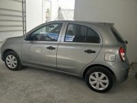 Nissan March 2012 trans. Manual 4 c...