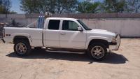 Chevrolet Silverado 2000 trans...