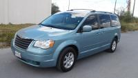 Chrysler Town and Country 2012 Fronterizo