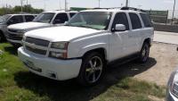 Chevrolet Tahoe 2002 trans. Au...