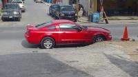 Ford Mustang 2008 trans. Automatica 6 cil Fronterizo