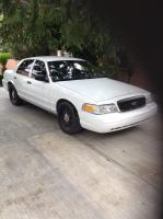 Ford Crown Victoria 2010 trans. Aut...