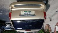 Chrysler Town and Country 2002 tran...