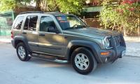 Jeep Liberty 2003 $41,500  MXN