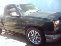 Chevrolet Silverado 2003 Americano