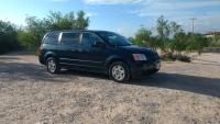 Dodge Caravan 2008 trans. Auto...