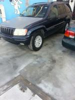 Jeep Grand Cherokee 2004 trans. Aut...
