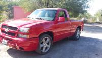 Chevrolet Silverado 2003 trans...