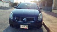 Nissan Sentra 2007 trans. Automatic...