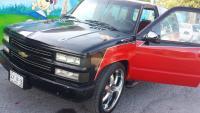 Chevrolet Silverado 1995 trans. Aut...