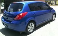 Nissan Versa 2007 trans. Automatica 4 cil Americano