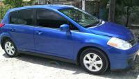 Nissan Versa 2007 trans. Automatica...