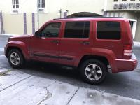 Jeep Liberty 2008 Fronterizo