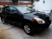 Nissan Rogue 2009 trans. Automatica...