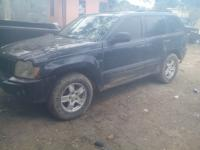 Jeep Cherokee 2005 trans. Automatic...