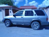 Nissan Armada 2005 Fronterizo