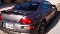 Mitsubishi Eclipse 2006 Fronterizo