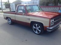 Chevrolet Silverado 1981 trans. Aut...