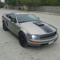 Ford Mustang 08 STD