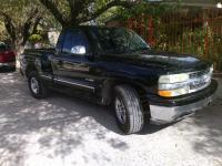 Chevrolet Silverado 1999 Mexicano