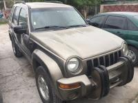 Jeep Liberty 2003 Fronterizo