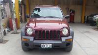 Jeep liberty 02 mexicana