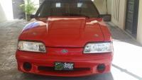 Mustang 89 estandar 8 cilindros 5.0...