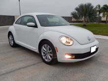 VW BEETLE SPORT 2013 AUTOMATICO NUE...