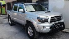TACOMA 2009 MEXICANA
