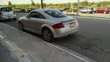Audi TT Quattro, Turbo REGULARIZADO...
