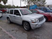Jeep Patriot 2007 Mexicano