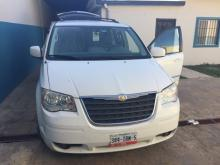 Chrysler Town and Country 2008 Mexicano